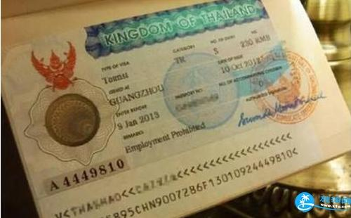 想去泰国旅游怎么办签证 2018泰国签证办理流程+注意事项材料