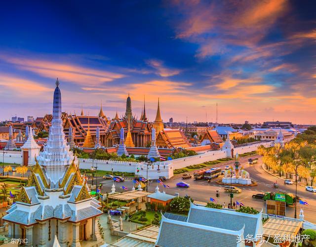 泰国旅游带来势头迅猛的泰国房产