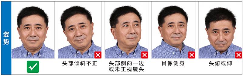 姿势泰国签证照片尺寸要求