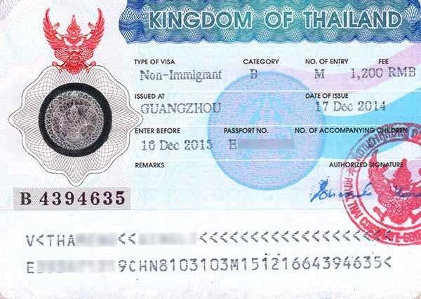 去泰国旅游签证:你想知道的都在这里