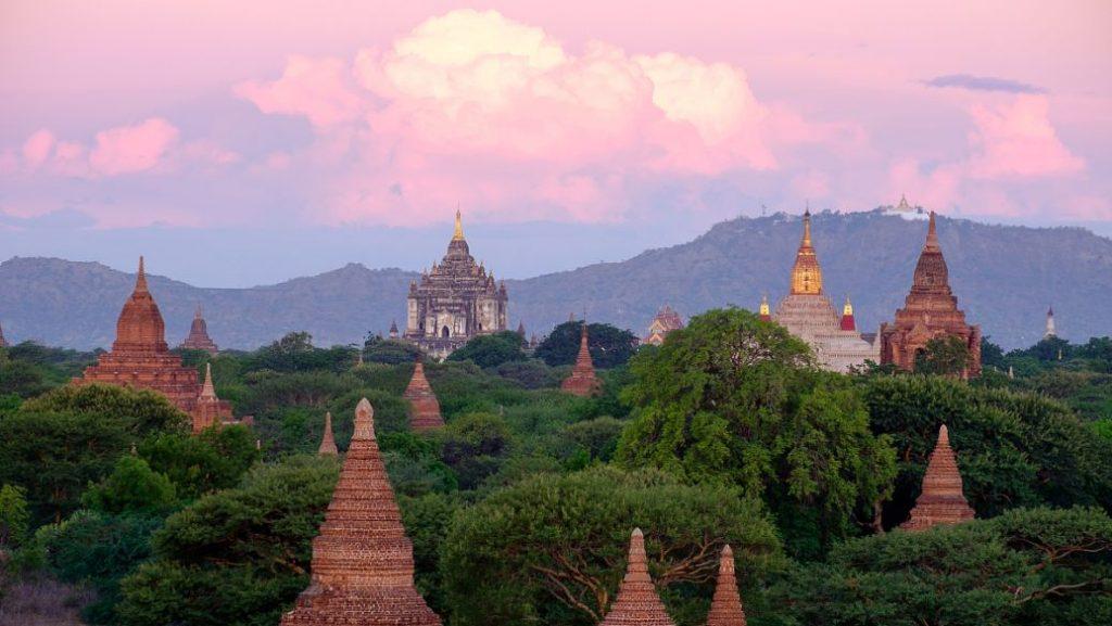 缅甸旅游签证需要多少钱